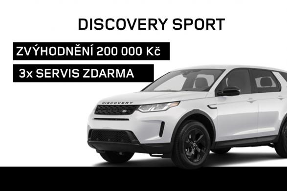 Limitovana edice Discovery Sport B of B cars